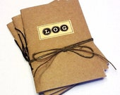 Geocaching Log Books / Notebooks / Set of 3