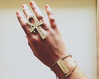 Volta Ankh Ring