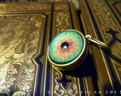 Spherical Eye Pendant - Exotic, Large