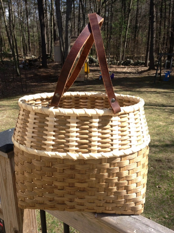 Basket Weaving Supplies And Kits : Basket weaving kit vertical tote by