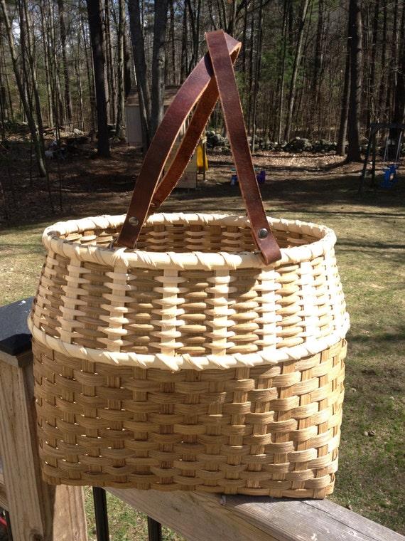 Basket Weaving Kits : Basket weaving kit vertical tote by