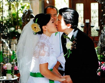 Venetian bridal BOLERO jacket white lace bolero white lace jacket white wedding shrug white bridal shrug white lace wrap