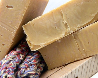 Monkey Farts Goats Milk Soap