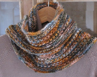 Autumn Sky Cowl Pattern, PDF, Digital Download