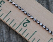 Copper Rhinestone Chain