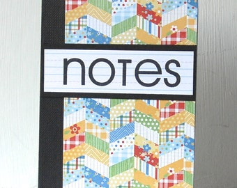 Pocket Sized NOTEPAD or NOTEBOOK