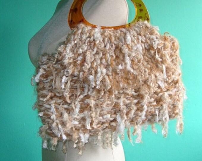 Woven Persian Rag Boho Handbag