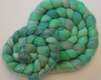Spin A Perfect Sock Top Roving 6 Oz Kit Handpainted