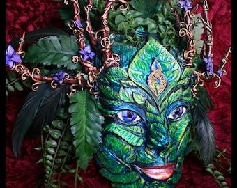 Spring Dryad Mask