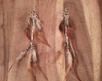 Dream catcher  earrings (Sale)