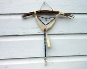 Flax Bow - Harmony Bow - Weeping willow - for Peace and Harmony