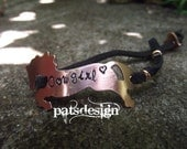 Cowgirl Dreams bracelet