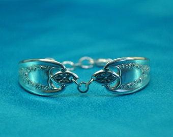 Silver Spoon Bracelet Old Colony 1911