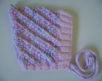 Baby Pixie, Baby Hat, Knitted Baby Hat, Warm Baby Pixie, Winter Baby Pixie, Pixie Cool Days, Knit Baby Clothing, Newborn Pixie, Newborn Hat.