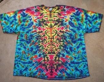 4XL Totem Tie Dye