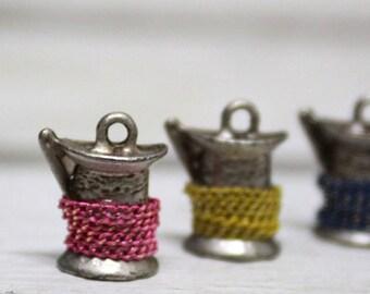 The mini pink thread
