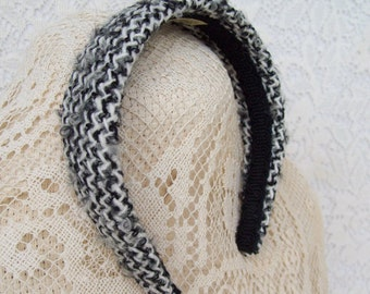 Winter Headband Wool Knit