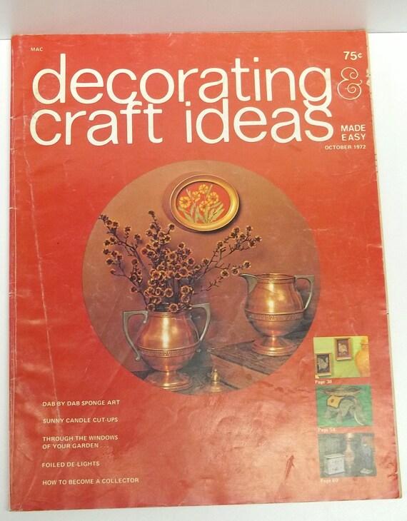 vintage deko handwerk ideen leicht gemacht magazin oktober. Black Bedroom Furniture Sets. Home Design Ideas