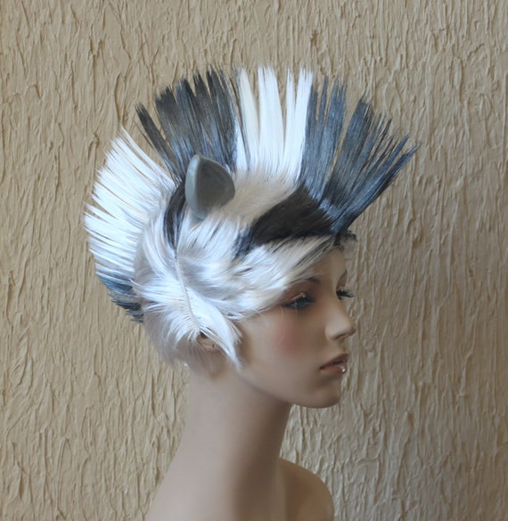 Items Similar To Zecora Pony Cosplay Costume Wig My