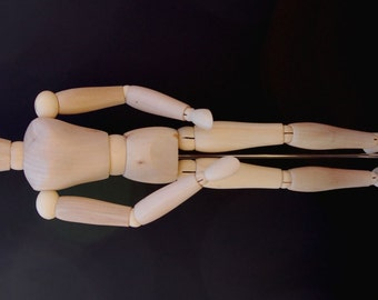 Wooden Artists Model