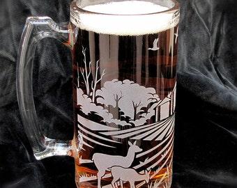 Country Western Wedding Beer Steins, Groomsmen Gifts, Barn Wedding, Rustic Wedding