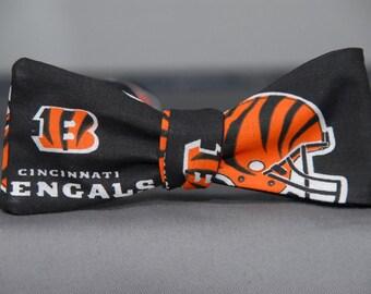 Cincinnati Bengals  Bow tie