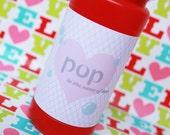 Instant Valentine Bubble Wrap