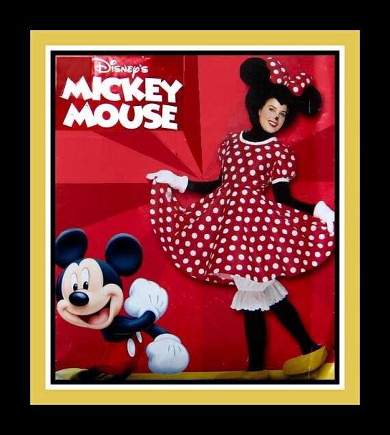 costume minnie mouse adulte