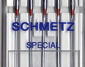 Schmetz Special Point 5 pack of Sewing Machine Needles size 90/14