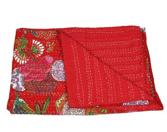 Throw - Katha quilts -bedcovers