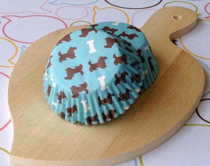 Pups n Bone Standard Cupcake Liners