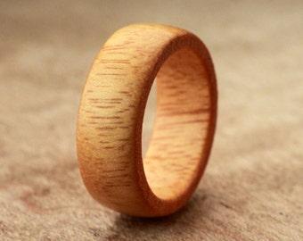 Size 6 - Osage Orange Wood Ring No. 56