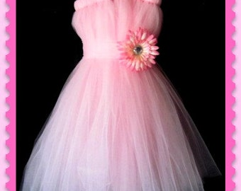 Tutu  outfit comes with matching hair accessory  custom made you choose your colors From newborn to plus size adults
