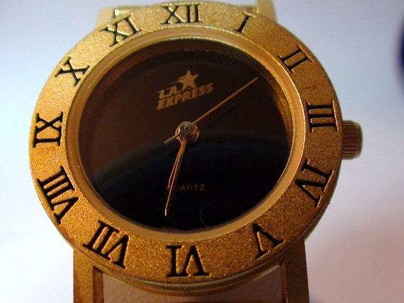wrist vintage la express 1 onyx