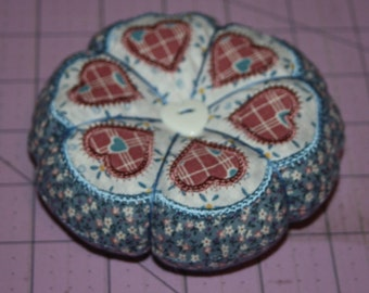 Hearts Pin Cushion