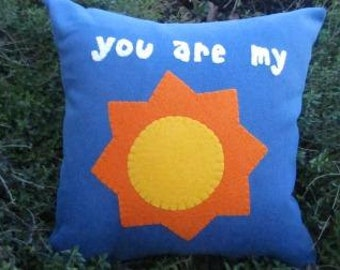 You are my sunshine blue