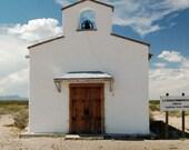 La Calera Chapel Exterior