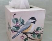 Boutique  style Tissue Box Cover