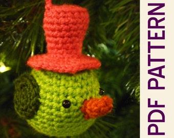 Amigurumi Top Hat Pattern : Adorable and Afforable Amigurumi Crochet Patterns by ...