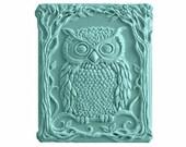 Owl Soap - Vegan Soaps -  Decorative  Soap   -  Glycerin Soap - Natural Soap - Moisturizing Soap  -  Choose Your Own Scent