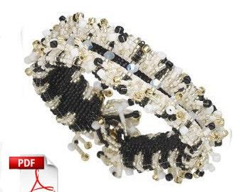 Whiskered Bracelet Tutorial
