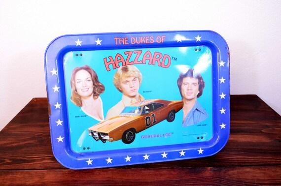 Vintage 1981 Dukes of Hazzard TV Tray
