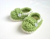 Baby Booties, Baby Loafers, Crochet Baby Booties