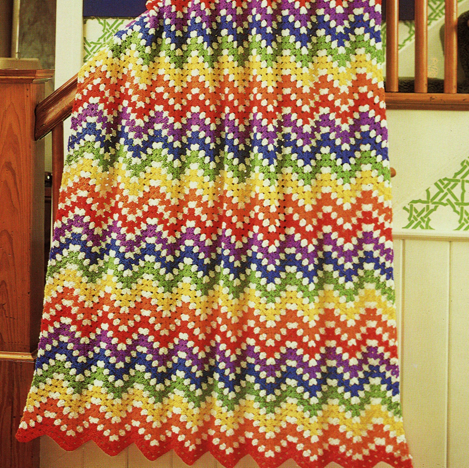 Crochet Afghan Patterns By Tina Gibbons