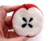 Felted Soap Apple
