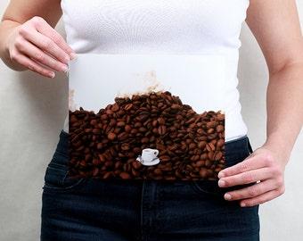 Mountains of Caffeine - 8x10 Metallic Print
