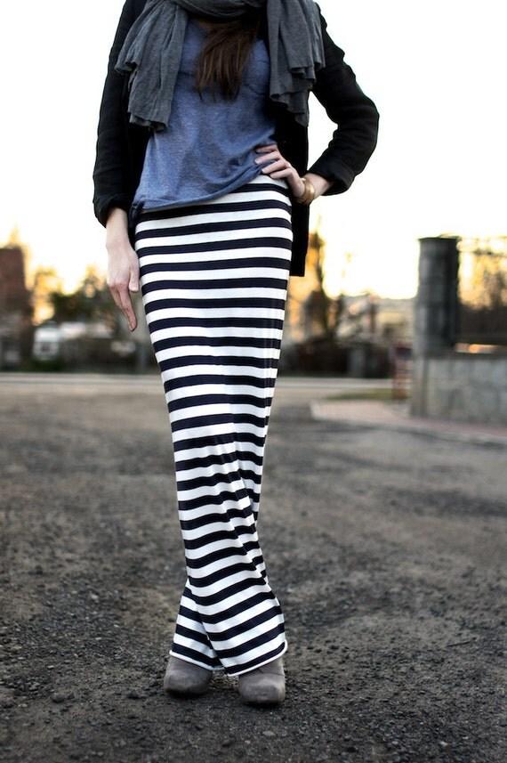 items similar to maxi skirt everyday skirt pencil skirt