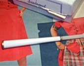 white cigarette holder Neiman Marcus Diplomat 50s old hollywood glamour extender