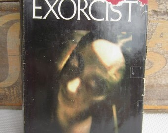 1972 The Exorcist by William Peter Blatty
