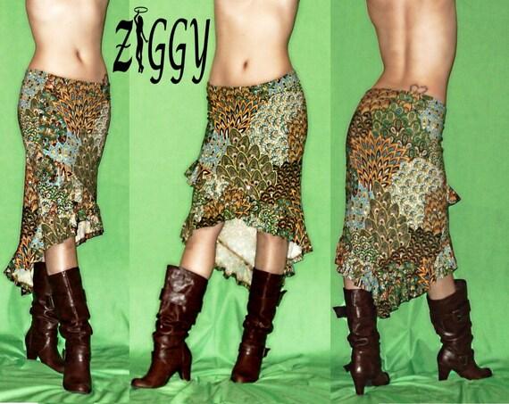 Custom Print Salsa Skirt
